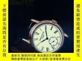 二手書博民逛書店北京保利2012春罕見精時流金 名貴腕錶 古董鐘錶專場Y1842