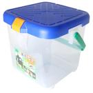 【台灣製 月光寶盒RV多功能桶 藍 】P888B/可承重/置物桶/洗車桶/收納桶/萬用桶