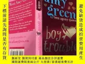 二手書博民逛書店ask罕見amy green 問問艾米·格林。Y200392