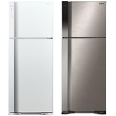 HITACHI【RV469/RV-469】日立460公升 雙門冰箱 雙風扇 一級能效