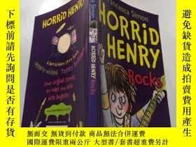 二手書博民逛書店horrid罕見henry rocks: 可怕的亨利搖滾Y212829 不祥 不祥