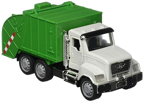 《 美國 B.toys 感統玩具 》迷你資源回收車 / JOYBUS玩具百貨