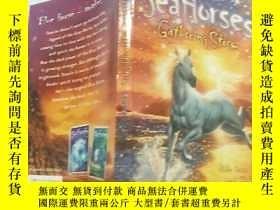 二手書博民逛書店sea罕見horses gathering storm:海馬集結風暴Y200392