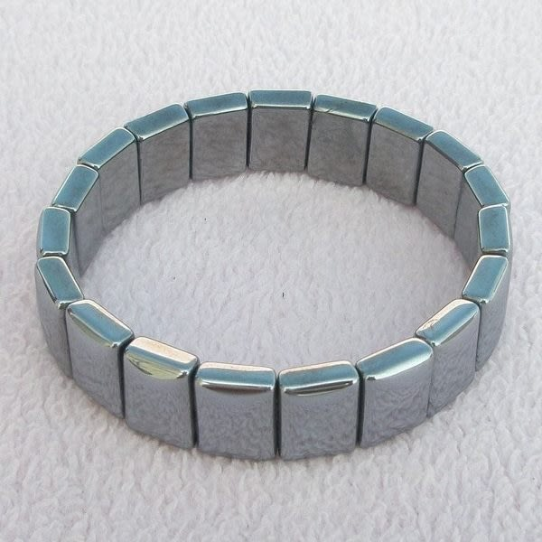 【歡喜心珠寶】【人造鈦赫茲能量手排】14x10x5mm19板.重32g「附保証書」日本最流行能量手環