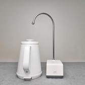 六菱抽水器 桶裝水自動上水器觸控智能記憶飲水機電動吸水器加水 星河光年DF