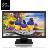 ViewSonic 優派 TD2220 22型 光學觸控 螢幕 液晶顯示器