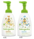 美國品牌 BabyGanics 寶貝餐具清潔慕斯 柑橘 / 無香 16oz ( 473ml )【彤彤小舖】