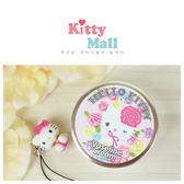 韓國 ATEX VASELINE Hello Kitty凱蒂貓補濕保水霜(65g) 附吊飾【櫻桃飾品】【21273】