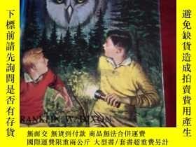 二手書博民逛書店The罕見Clue of the Screeching Owl