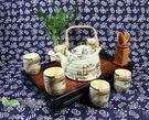 紫砂套裝 旅行茶具1景德鎮