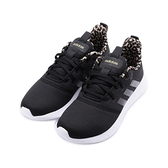 ADIDAS NEO PUREMOTION 網球鞋 黑豹黃 FY9818 女鞋
