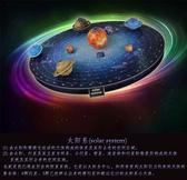 店長推薦 紙魔世家3D立體拼圖紙質太陽系行星兒童手工益智模型宇宙行星