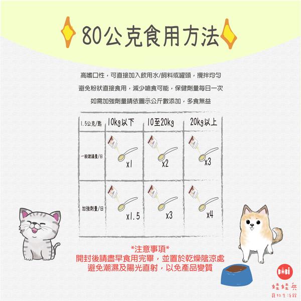 【奧斯蒙】 寵物保健食品 護關節骨力讚