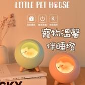 現貨 寵物溫馨伴睡燈 小夜燈 照明燈 氣氛燈 睡眠燈 助睡燈  寵物燈 兒童房 貓咪 寵物 可愛燈 床