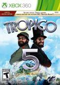 XBOX 360 天堂島5 (總統萬歲5) 限定特別版 (含2個DLC)-英文美版- Tropico 5