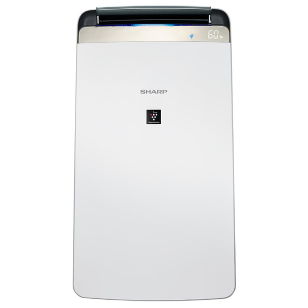 ★SHARP夏普 ★10L自動除菌離子空氣清淨除濕機 DW-J10FT-W