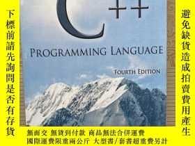 二手書博民逛書店The罕見C++ Programming Language:4th EditionY292071