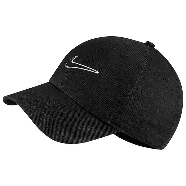 【現貨】Nike Sportswear Heritage 86 帽子 老帽 休閒 刺繡LOGO 黑【運動世界】943091-010