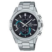 CASIO 卡西歐 手錶專賣店 EDIFICE EFR-S567D-1A 輕薄簡約型男三眼錶 防水100米 抗反射藍寶石玻璃