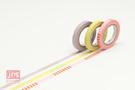 日本MT紙膠帶-裝飾款A3卷.6mm(MTSLIM16)
