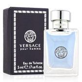Versace 凡賽斯 經典男性淡香水小香(5ml)★ZZshopping購物網★