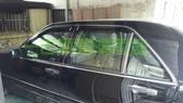 【一吉】91-98年 賓士W140(舊S系列) 外銷日本、原廠型 晴雨窗(W140晴雨窗,W140 晴雨窗,S320晴雨窗