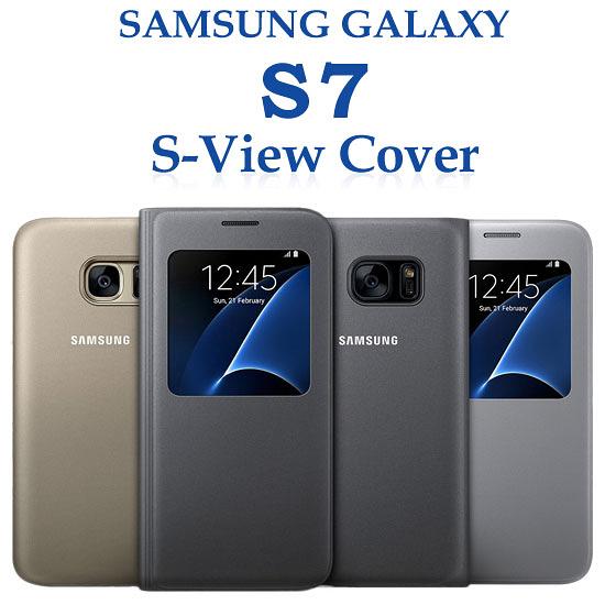 賠本出清【東訊公司貨-透視感應皮套】三星 Samsung Galaxy S7 G930FD 原廠視窗皮套/智能保護套