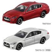 TOMICA 多美小汽車NO.076 日產SKYLINE(2台一起賣)_TM076A4+TM076-C3