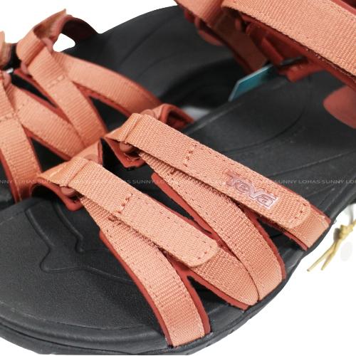 (C5)TEVA Tirra 女 水陸兩用鞋 運動涼鞋 雨鞋 水鞋 耐磨蜘蛛大底 TV4266ARGN 磚紅 [陽光樂活]