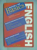 【書寶二手書T3/語言學習_YIU】Master the Basics English_Yates, Jean