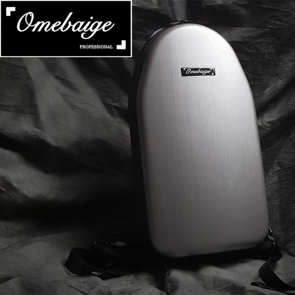 小叮噹的店- 豎笛盒 (後背) 高級 黑管琴盒 Omebaige SMART-CC 豎笛