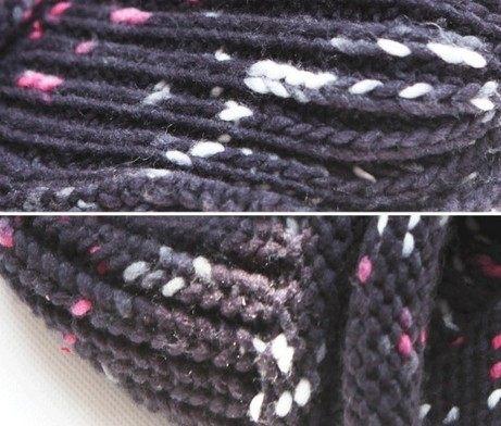 Qmishop 可愛冬天針織毛線帽 【G1736】