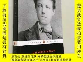 二手書博民逛書店新書罕見Arthur Rimbaud Selected Poem