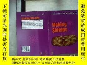 二手書博民逛書店MAKING罕見SHIELDS 制造護盾 (012)Y180897 不祥 不祥