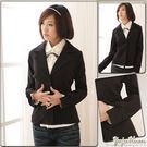 西裝外套--穿出細緻知性的專業感-韓版基...
