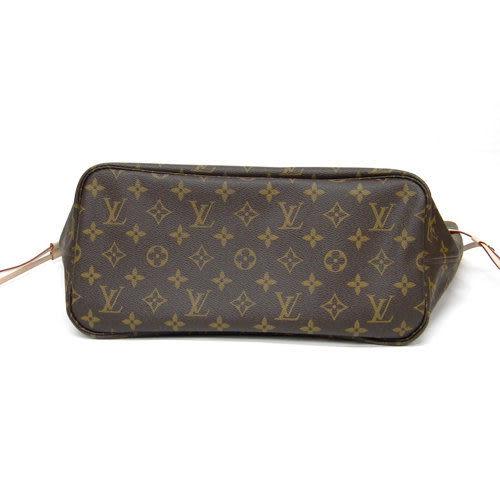 Louis Vuitton LV M40995 NEVERFULL MM 經典花紋子母束口購物包.米 全新 預購【茱麗葉精品】