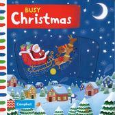 BUSY CHRISTMAS/硬頁操作書 (AFMM1439)
