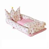 嬰兒床中床防壓床上小床無被子