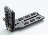 呈現攝影-多功能大型L型快裝板 Arca阿卡夾式雲台 全景 直式/橫式 接圖 LED燈 螢幕 圖傳