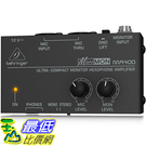 [美國直購] BEHRINGER MICROMON MA400 超緊湊 小型混音器