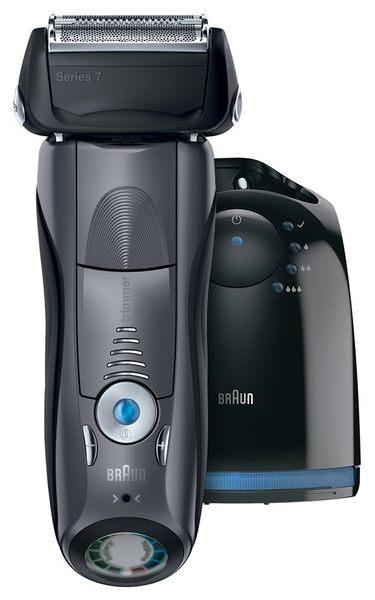 父親節好禮 全新德國百靈 Braun 790CC-4 電動刮鬍刀 Series7 790cc 電鬍刀 (最新款含清洗液)