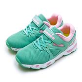 LIKA夢 DIADORA 迪亞多那 22cm-24.5cm 輕量3E寬楦慢跑鞋 復古老爹鞋系列 粉綠粉 7916 大童