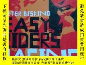 二手書博民逛書店EASY罕見RIDERS RAGING BULLSY137730