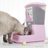 寵物自動餵食器喂狗器寵物貓狗糧自動投食機智慧碗寵物用品 新春禮物
