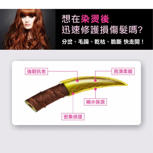 【SOFEI 舒妃】型色家 嚴損修護植萃護髮膜 450ml