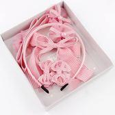 兒童髪飾頭飾套裝禮盒布藝頭箍髪箍