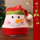 耶誕派對-可愛雪人雪花帽YS-XH10029 ◆86小舖 ◆
