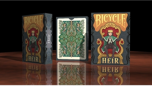 【USPCC撲克】Bicycle Heir Playing Cards