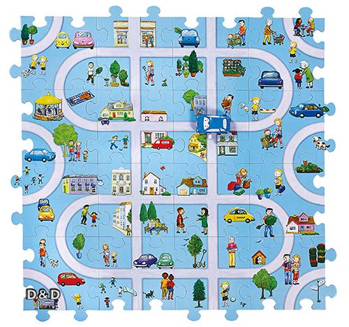 《 風車圖書 》我的萬能小汽車嘟嘟去逛街 /  JOYBUS玩具百貨