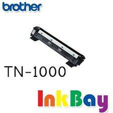 brother HL-1110/dcp-1510/MFC-1815/MFC-1910W/dcp-1610W/HL-1210W/MFC-1810 環保相容碳粉匣(黑色)一支 TN-1000/TN1000